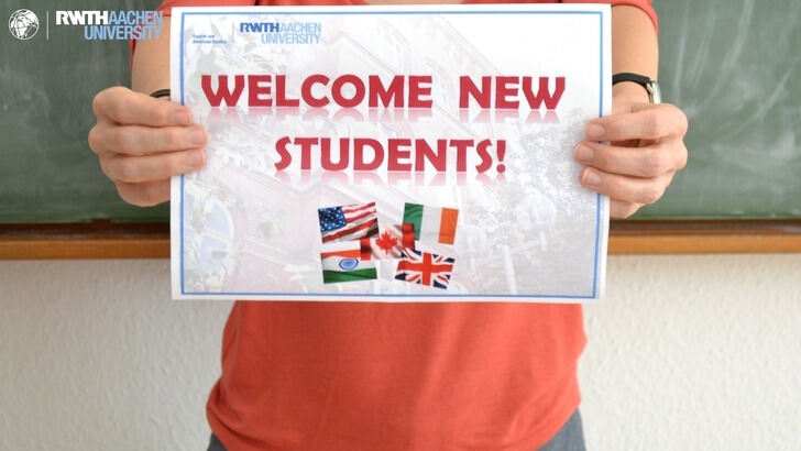 Welcome New Students